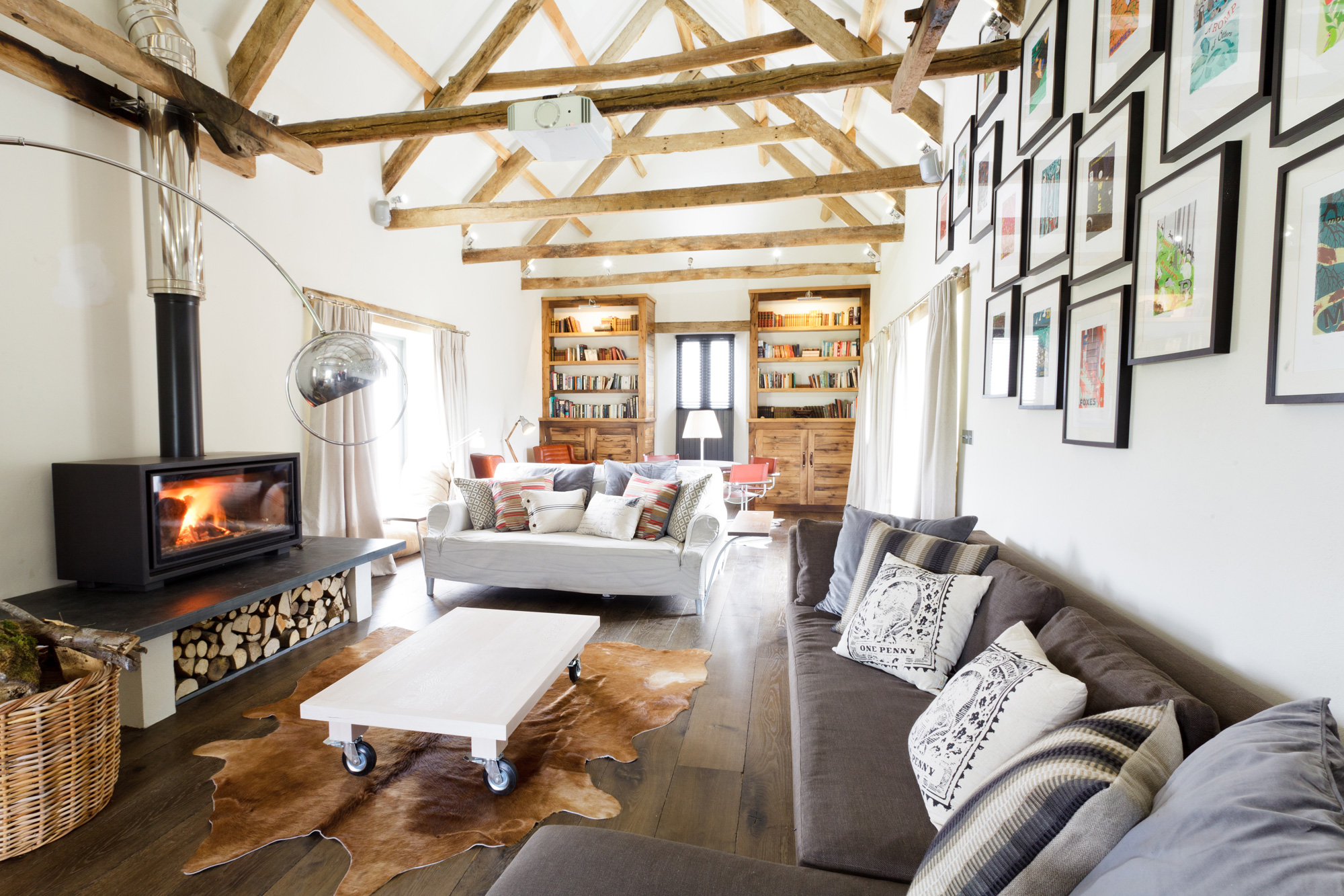 Granary Sitting Room