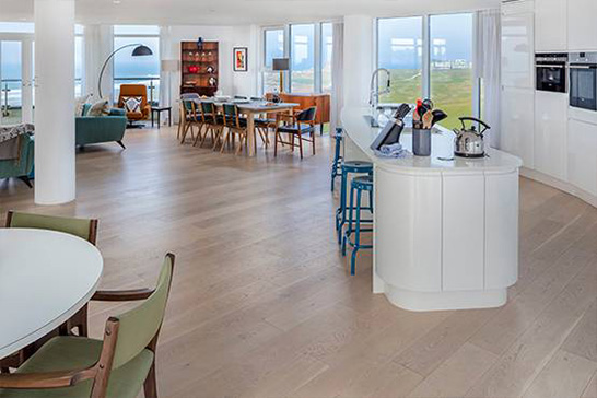 What we provide - Pentire Penthouse Dining