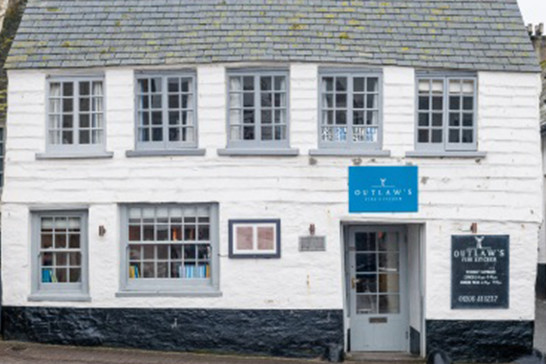 Nathan Outlaw's Fish Kitchen, Port Isaac
