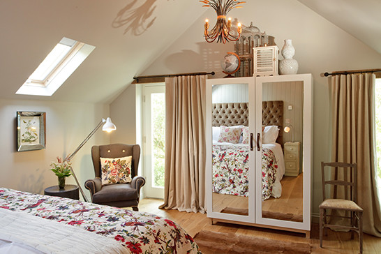 Tregulland Cottage Celandine bedroom