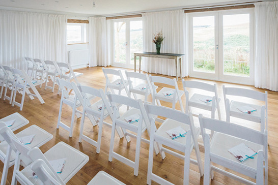 The Old Workshop weddings